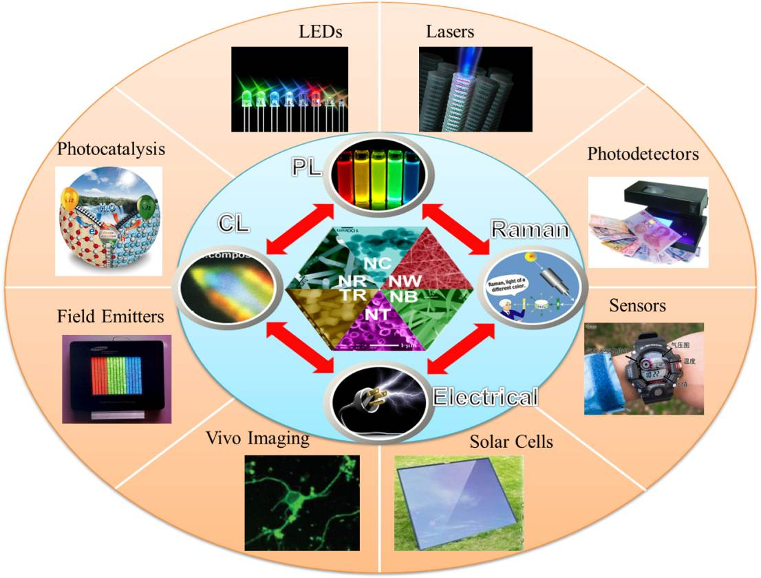 "Qi Zhang et al Prog. Mater. Sci.""ZnSe Nanostructures: Synthesis, Properties and Applications."""