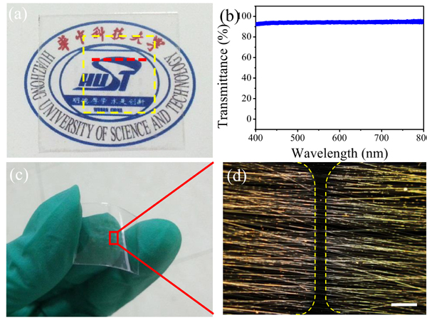 "Zhi Zheng et al Adv. Funct. Mater.""Fully Transparent and Flexible Ultraviolet-Visible Photodetector Based on Controlled Electrospun ZnO-CdO Heterojunction Nanofiber Arrays."""